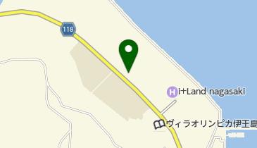 i+Land nagasaki(アイランド ナガサキ)の地図画像