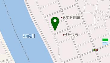 さくらタクシー株式会社 加島営業所の地図画像