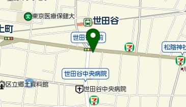 BRICK LANE(ブリックレーン)の地図画像