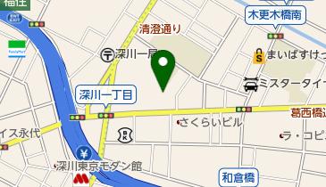 東京都江東区深川の寺院