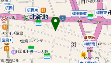 蜆楽檸檬の地図画像