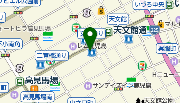 おたからや 天文館店の地図画像