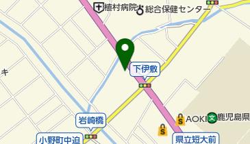 おたからや 伊敷店の地図画像
