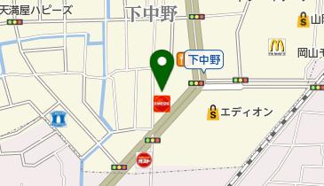Darts Shop TiTO 岡山店の地図画像