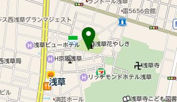 劇場 浅草 花