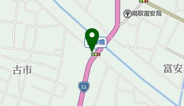 観光タクシー 鳥取営業所の地図画像