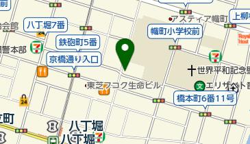 福屋食品館 FRED(フレッド)の地図画像