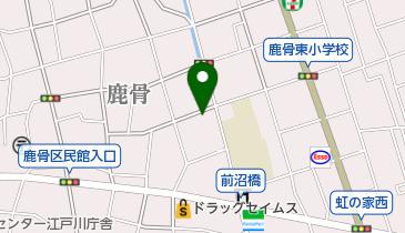 東京都個人タクシー協同組合 江戸川第一支部の地図画像
