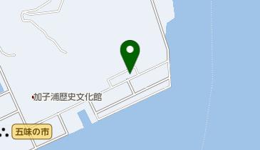 海鮮料理 磯の地図画像