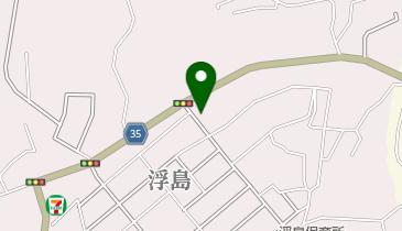 ホワイト急便 多賀城浮島店の地図画像