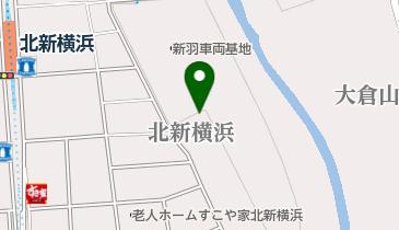 あおばスカイフィールドの地図画像