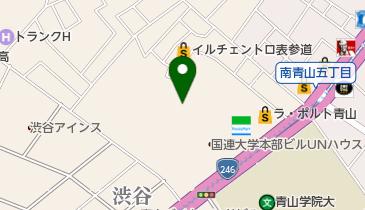 都営住宅募集センターの地図画像