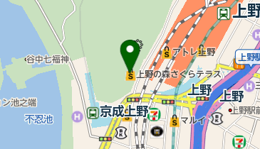 喜乃字屋の地図画像