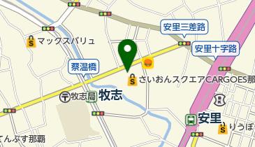 那覇市牧志駅前ほしぞら公民館(プラネタリウム)の地図画像