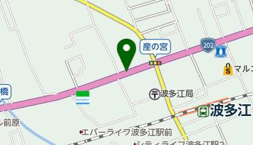 亜細亜タクシーの地図画像