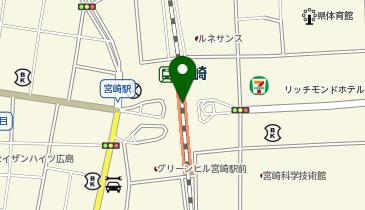 宮崎 宮崎 モール イオン 駅 から