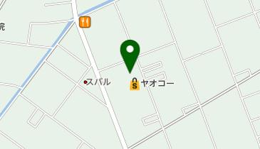 ヤオコー 川越山田店の地図画像