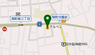 アルペンマウンテンズ 練馬関町店の地図画像