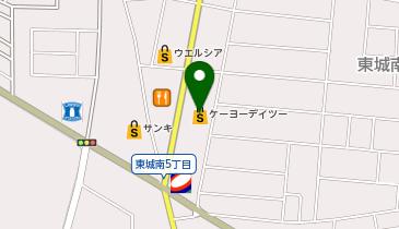 ケーヨーデイツー 小山店の地図画像