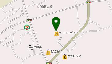 ケーヨーデイツー 名戸ヶ谷店の地図画像