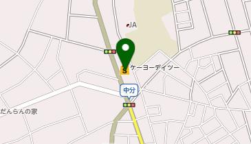 ケーヨーデイツー 上尾店の地図画像