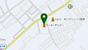 ケーヨーデイツー 三芳店の地図画像