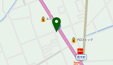タックルベリー 川越店の地図画像