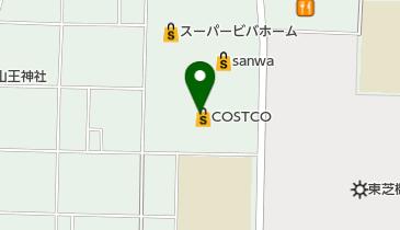 COSTCO WHOLESALE(コストコ ホールセール) 座間倉庫店の地図画像