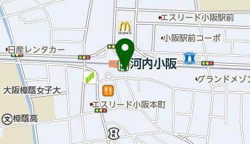 りそな銀行 東大阪ローンプラザの地図画像