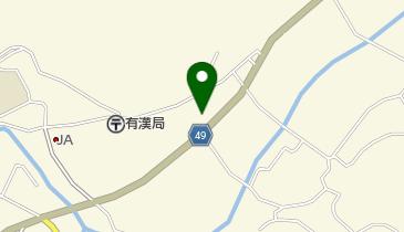 芳烈酒造株式会社の地図画像
