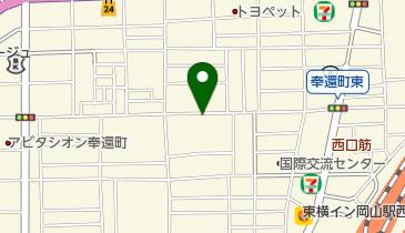 たこ福たこやきの地図画像