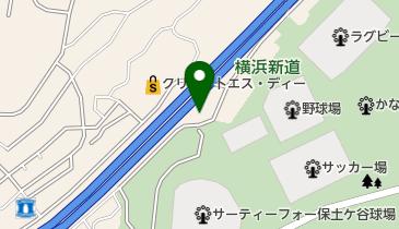 ハングリータイガー 保土ヶ谷本店の地図画像
