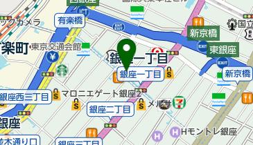 広島ブランドショップ TAU (タウ)の地図画像