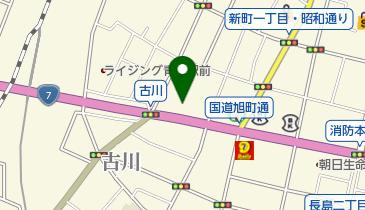 青森まちなかおんせんの地図画像