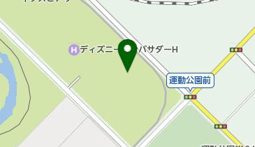 舞浜アンフィシアターの地図画像