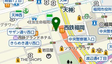 Frau Atsuko Kayashina(フラウ アツコ カヤシナ)の地図画像