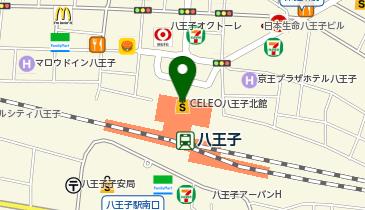LoFt HACHIOJI(八王子ロフト)の地図画像