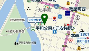 ホビーステーション 広島店の地図画像