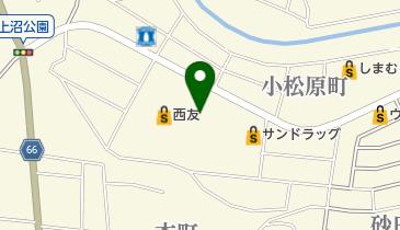 Mont-Thabor(麻生十番モンタボー) 埼玉東松山店の地図画像