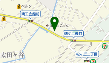 Seria(セリア) 鶴ヶ島店の地図画像