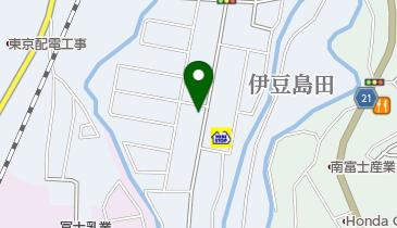 道とん堀 裾野店の地図画像