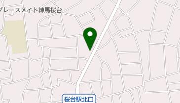 久松湯の地図画像