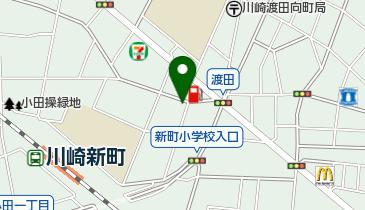 美和乃湯の地図画像