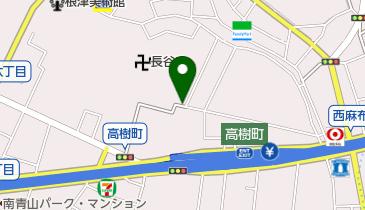 Rainy Day Bookstore & Cafe(レイニーデイ ブックストア アンド カフェ)の地図画像