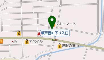 マミーマート 生鮮市場TOP(トップ)坂戸入西店の地図画像