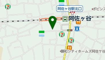 サンダルキッチンの地図画像