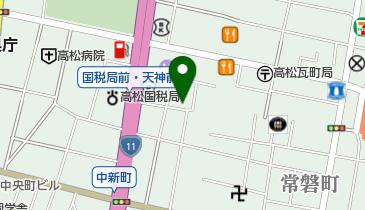 イベントホール・ソレイユの地図画像