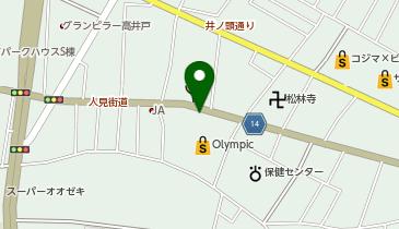 Olympic(オリンピック) 高井戸店の地図画像