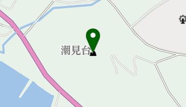 観音山の地図画像