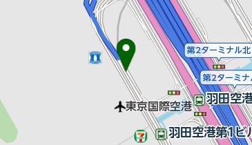 羽田空港第1ビル(モノレール) 第1旅客ターミナル1F到着ロビー(18番のりば) タクシー乗り場の地図画像
